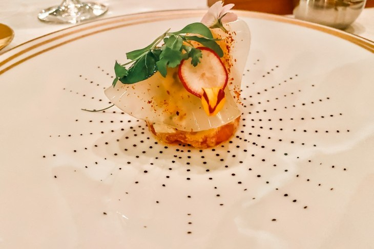 Remy crab appetizer