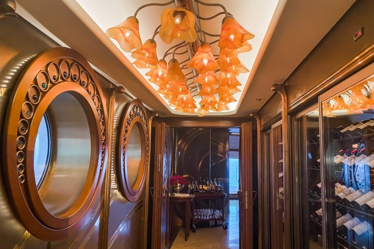 Enter Remy for one fabulous night of dining - Disney Dream