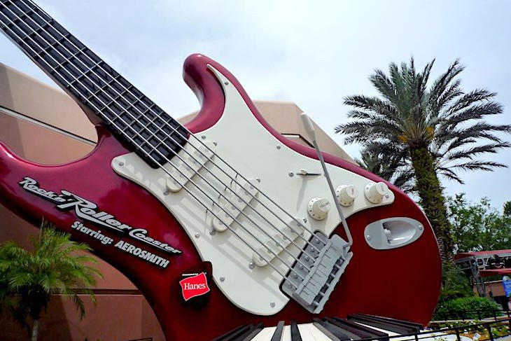 Rock 'n' Roller Coaster® Starring Aerosmith