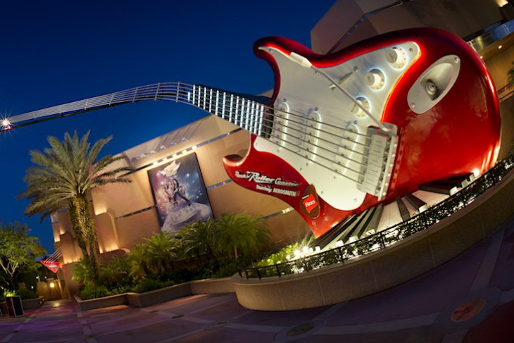 Rock 'n' Roller Coaster® Starring Aerosmith