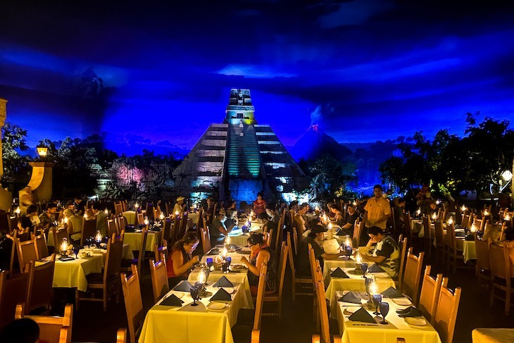 San Angel Inn for authentic Mexican food and amazing ambience