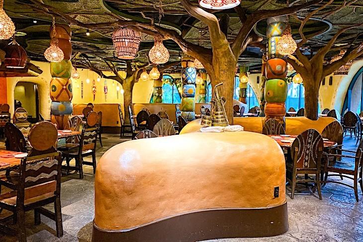 Sanaa restaurant