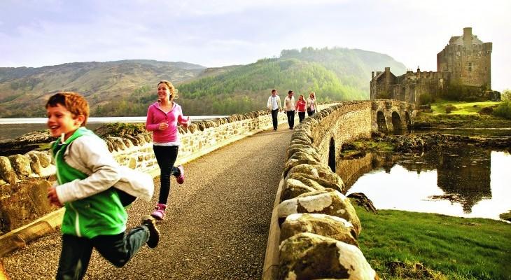 Scotland's Eilean Donan Castle