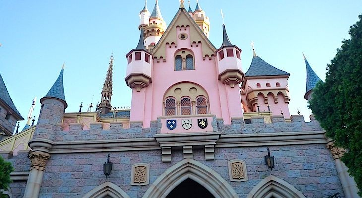The charms of Fantasyland