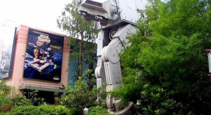 Star Tours® - The Adventures Continue Attraction
