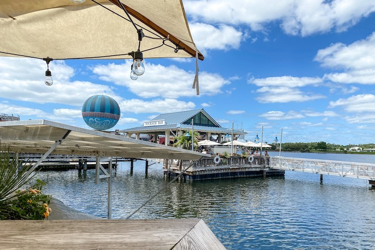 Dockside Bar at The Boathouse