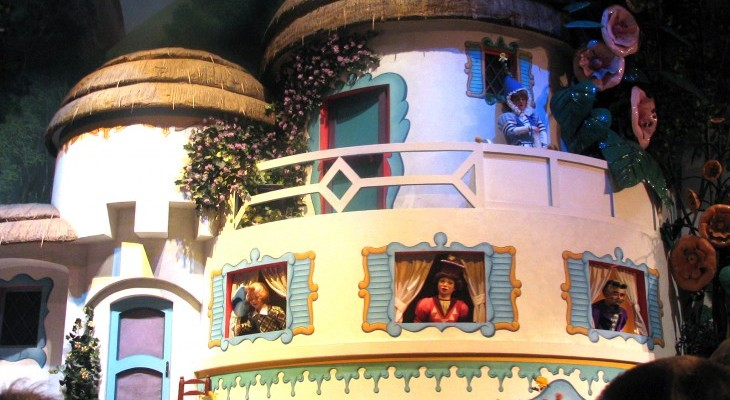 The Great Movie Ride® Attraction