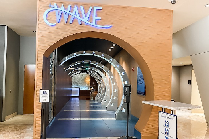 The Wave at Disney's Contemporary Resort