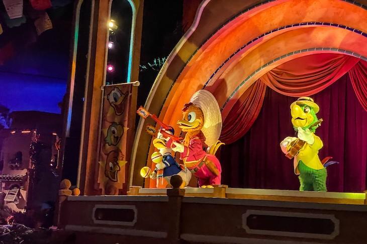 Mexico's Gran Fiesta Tour Starring The Three Caballeros