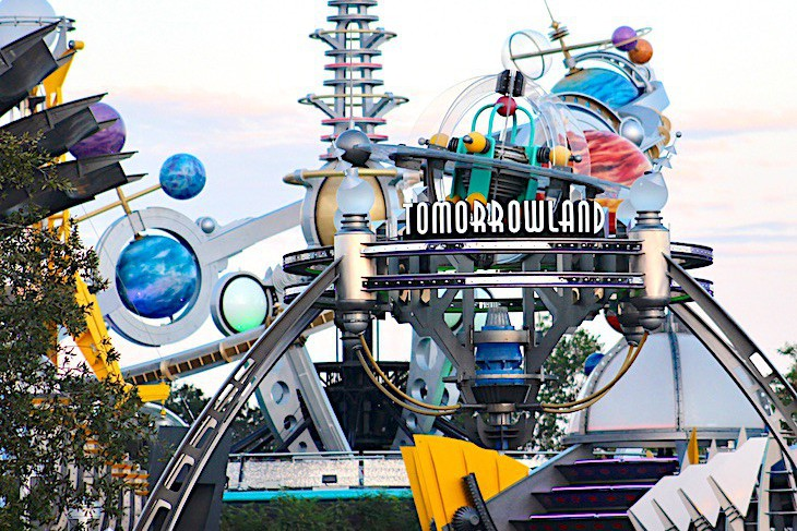 Tomorrowland® Area