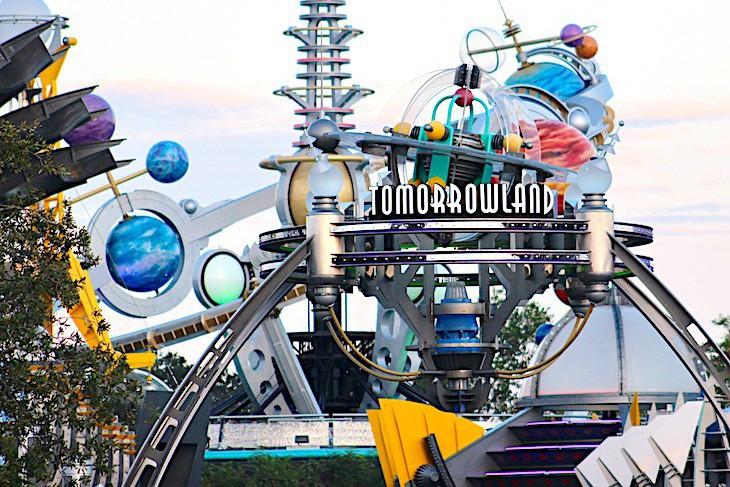Tomorrowland® Area