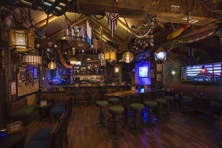 Trader Sam's - a don't miss