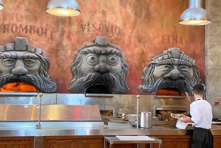 Via Napoli pizza ovens