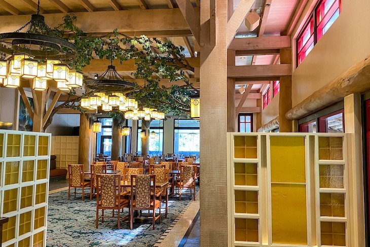 Story Book Dining at Artist's Point with Snow White