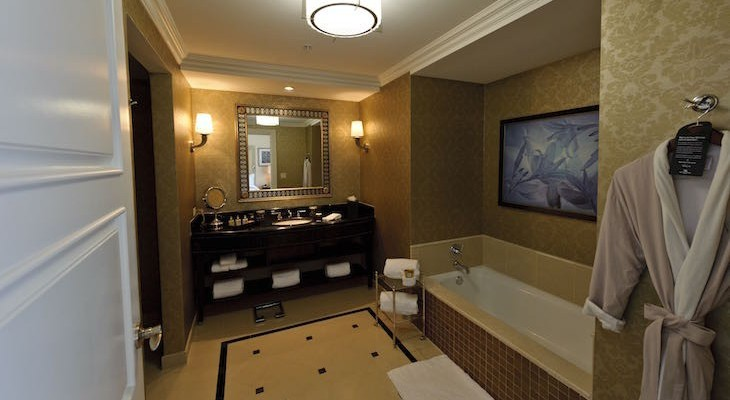 Waldorf Suite bath