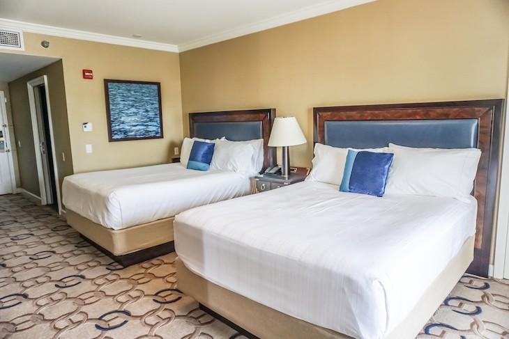 Admiral Suite guest bedroom