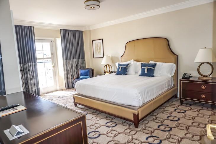 Admiral Suite Master Bedroom