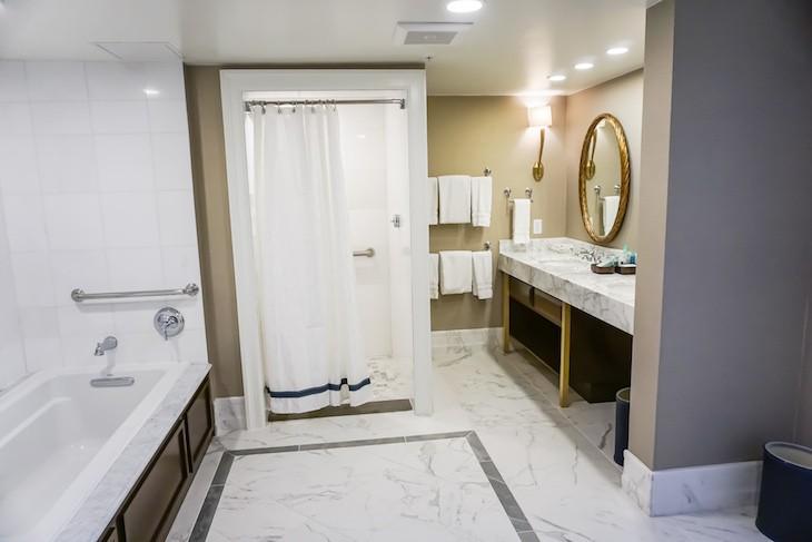 Admiral Suite Master Bath
