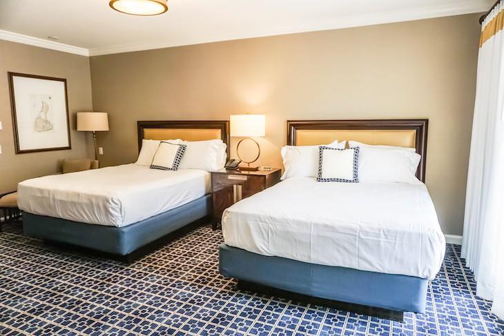 Turret Two-Bedroom Suite guest bedroom