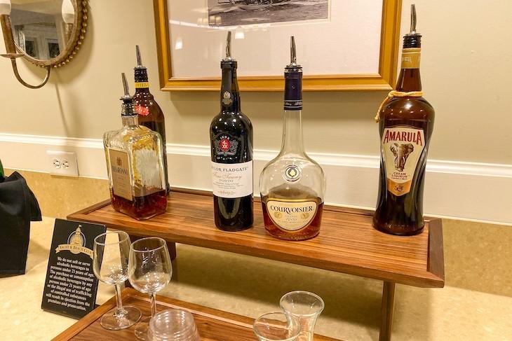 Regatta Club liqueurs