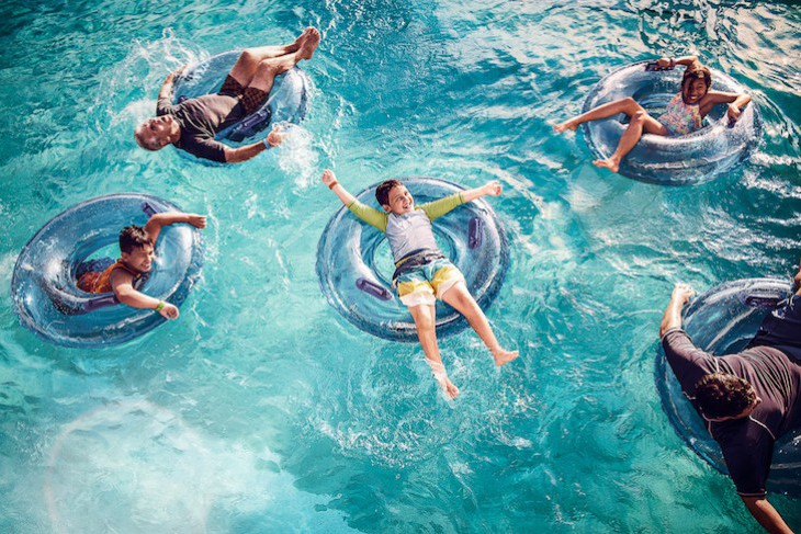 Stormalong Bay is Disney's Yacht Club claim-to-fame