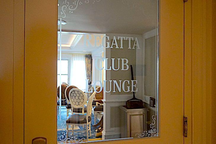 Regatta Club Lounge
