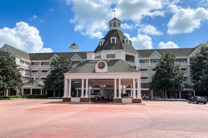 Welcome to Disney's Yacht Club Resort!