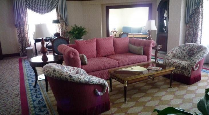 Yacht Club Resort Presidential Suite