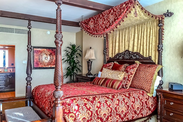 Pirates of the Caribbean Suite Master Bedroom