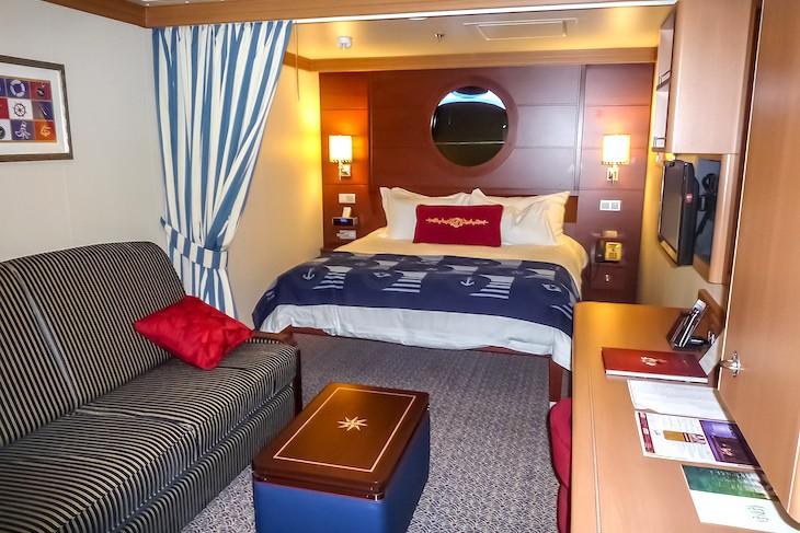 Disney Cruise Line Staterooms