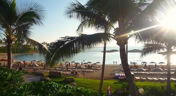 Aulani's Beach